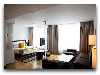 отель Clarion Stockholm: Номер Джуниор Сьют
