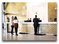отель Clarion Stockholm: Ресепшен