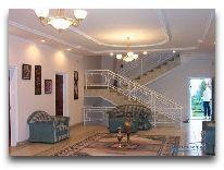 отель Club Hotel 777: Холл отеля