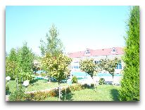 отель Club Hotel 777: Территория отеля