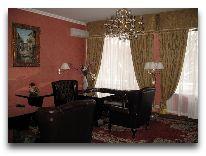 отель Club Royal Park: Гостиная