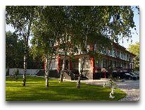 отель Club Royal Park: Территория отеля