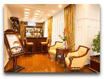 отель Club Royal Park: Лобби бар