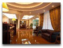 отель Club Royal Park: Ресепшен