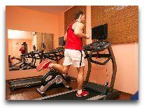 отель Club Royal Park: Фитнес центр