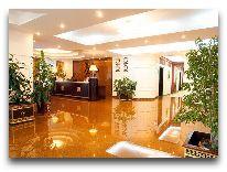 отель Club Royal Park: Холл