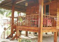 отель Coco Beach Resort: Bungalow