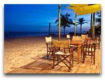 отель Coco Beach Resort: Бар на пляже
