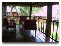 отель Coco Beach Resort: Вилла - терраса