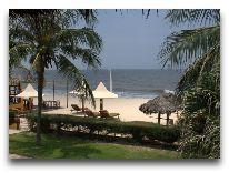 отель Coco Beach Resort: Дорога на пляж