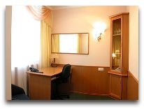 отель Codru: Рабочий уголок