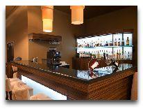 отель Codru: Бар в ресторане