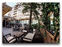 отель Codru: Терраса