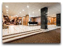отель Codru: Холл