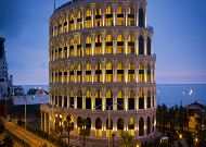отель Colosseum Marina: Фасад