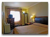 отель Comfort Hotel Astana: Спальня президентского номера