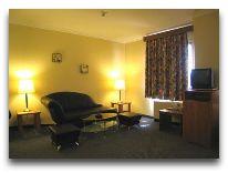 отель Comfort Hotel Astana: номер Люкс