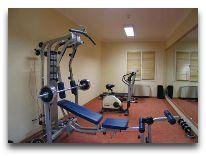 отель Comfort Hotel Astana: Фитнес центр