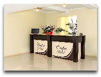 отель Comfort: Reception