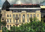 отель Congress: Фасад отеля