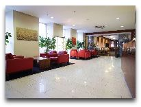 отель Congress: Холл отеля