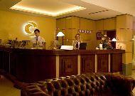отель Conti: Ресепшен