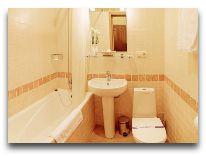 отель Континенталь II: Стандартный двухместный номер - ванная