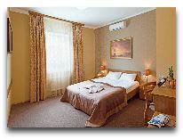 отель Континенталь II: Улучшенный двухместный номер