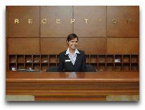 отель Континенталь: Reception