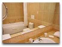 отель Континенталь: Номер полулюкс - ванная