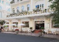 отель Continental Saigon Hotel: Фасад отеля