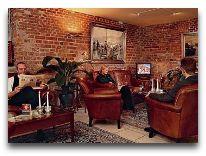 отель Hotel Copenhagen Strand: Лобби