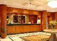 отель Courtyard bu Marriott Hotel: Ресепшен