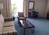 отель Courtyard bu Marriott Hotel: Номер Junior Suite