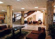 отель Cracovia: Лобби