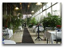 отель Cracovia: Ресторан