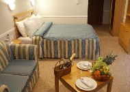 отель Crescent Beach: Номер Family Junior Suite