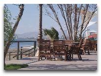 отель Crescent Beach: Территория
