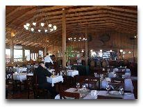 отель Crescent Beach: Ресторан