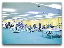 отель Crescent Beach: Фитнес центр
