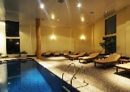 отель Crown Hotel Baku: Бассейн
