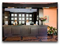 отель Crown Hotel Baku: Ресепшен