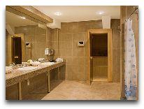 отель Crown Hotel Baku: Сауна