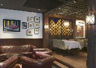 отель Crown Plaza Helsinki: Ресторан