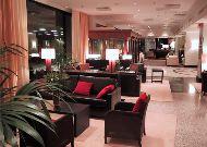 отель Crown Plaza Helsinki: Холл отеля