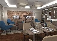 отель Crowne Plaza Borjomi: лаундж-клуб