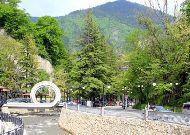 отель Crowne Plaza Borjomi: Территория
