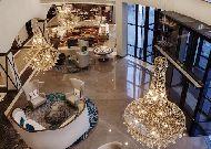 отель Crowne Plaza Borjomi: Холл