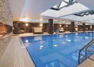отель Crowne Plaza Borjomi: Крытый бассейн