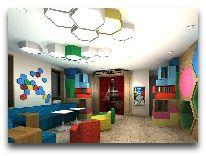 отель Crowne Plaza Borjomi: Детская комната